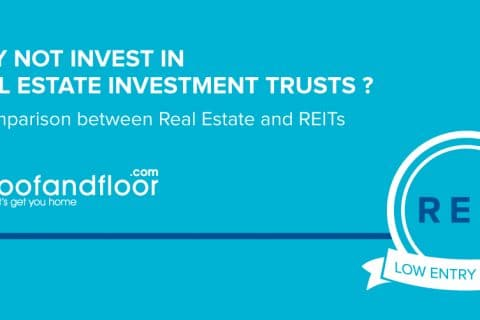 real estate or REITs?
