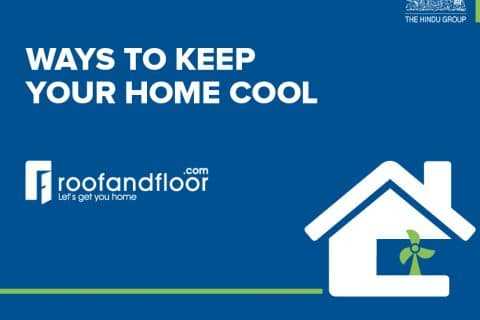 Ways to cool your home without ACs