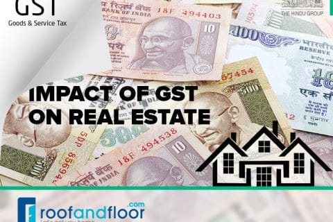 Benefits of GST on real estate industry