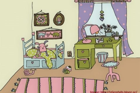 7 tips to decorate a child's room