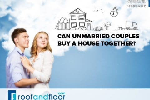 Can unmarried couples buy property ?