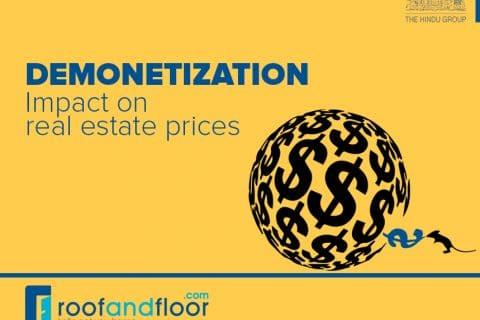 Demonetizing will have minimal impact on residential real estate