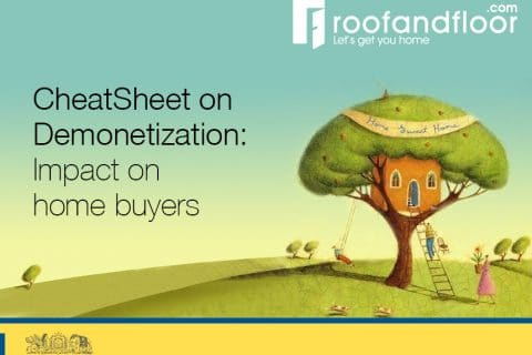 6 FAQs on demonetization & its impact on home buying