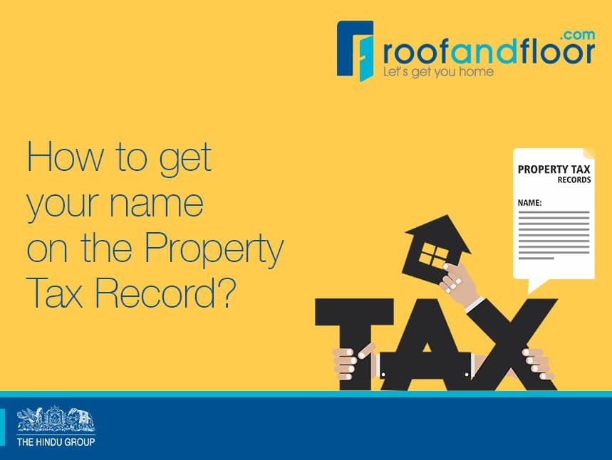 How To Enter Your Name On The Property Tax Record Roofandfloor Blog
