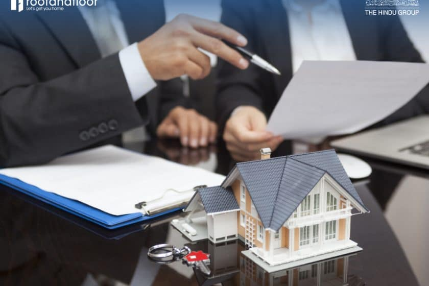 Home buying documents