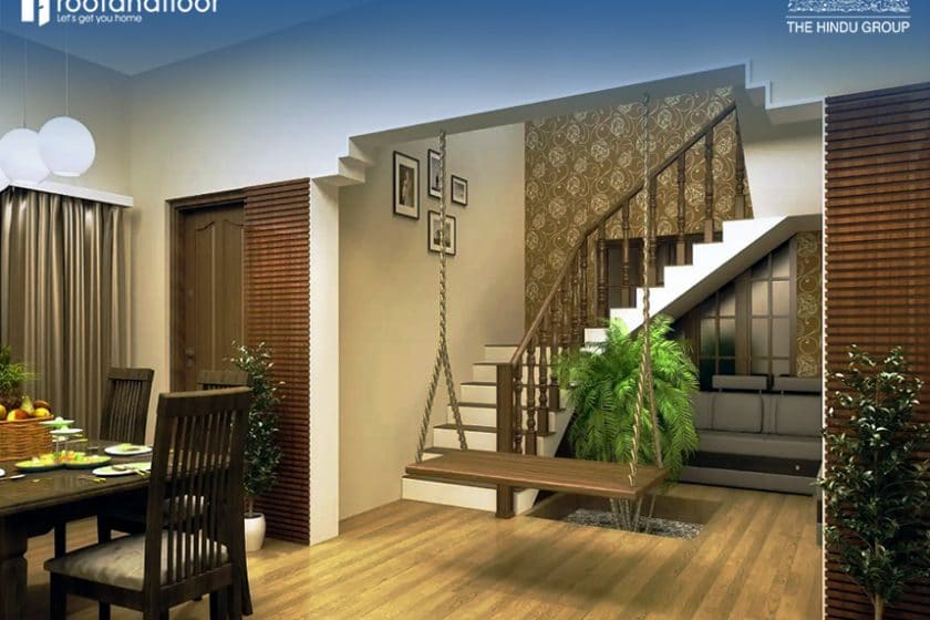 Simple Interior Design Ideas For South Indian Homes Roofandfloor Blog