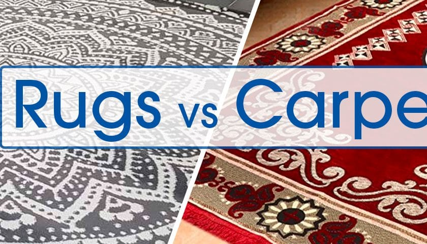 Rugs Vs Carpets What Is Better