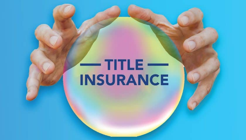 The unique characteristics of Title Insurance - An Overview