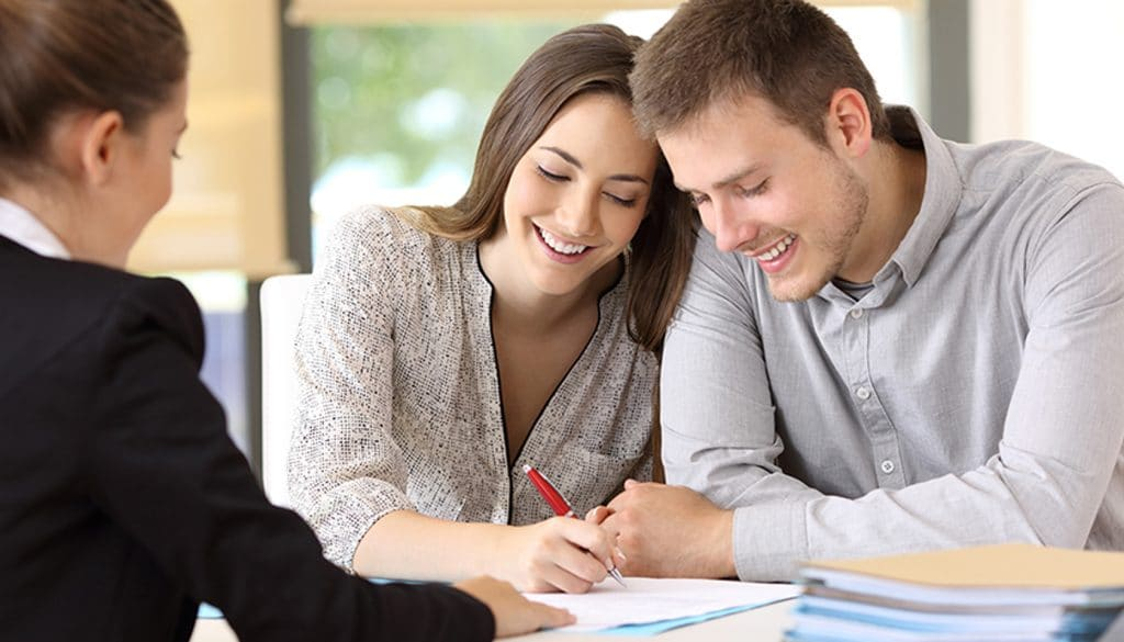 Buying home in spouse's name