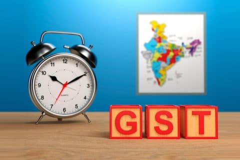 New GST Structure