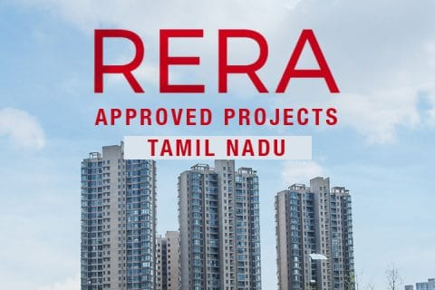 RERA-Approved Projects in Tamil Nadu