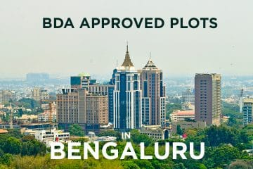 BDA-Approved Plots in Bangalore