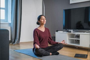 Yoga Sanctuary at Home