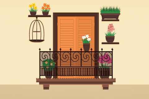 5 Balcony Designs to Help You Enjoy the Monsoons