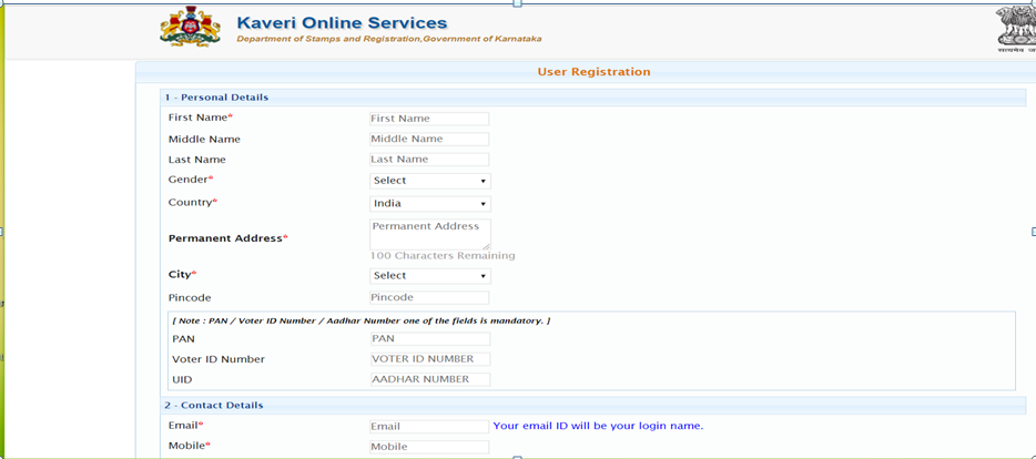 Guide to Register Your Property Online in Bangalore