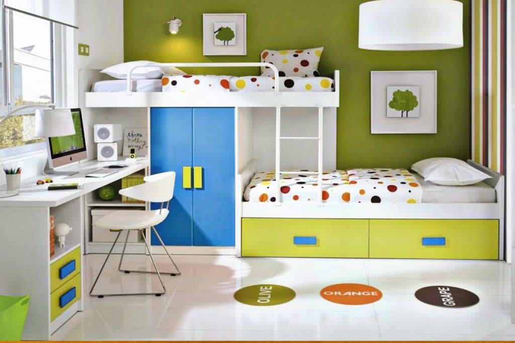 5 Simple Tips to Decorate Your Kids Room