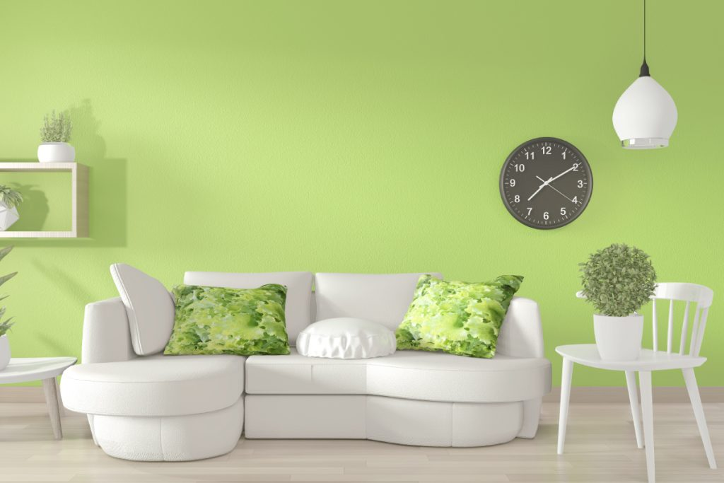 Colours to Wake Up Your Home