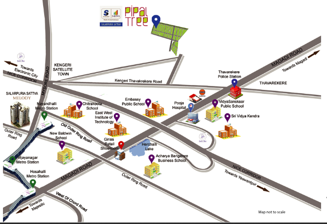 These Affordable Plots in West Bangalore Promises High ROI