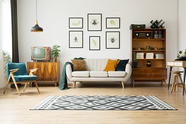 9 Tips to Design a Contemporary Living Room on a Budget