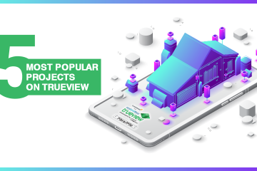 5 Most Popular Projects on Trueview