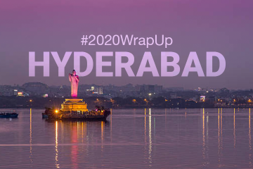 #2020WrapUp: Looking Back and Ahead for Hyderabad