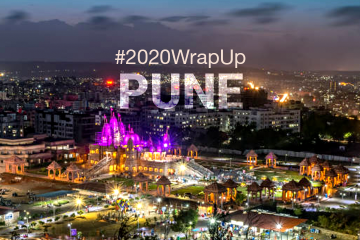 #2020WrapUp: Infra Projects to Drive Pune's Realty in 2021