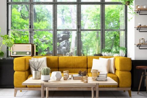How to Play with Air, Light and Space at Your New Home