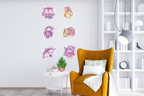 Here's How Each Zodiac Sign Would Decorate Their Home
