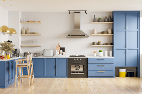 The Perfect Guide to Two-toned Kitchens