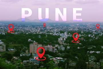 The 5 Most Searched Localities in Pune