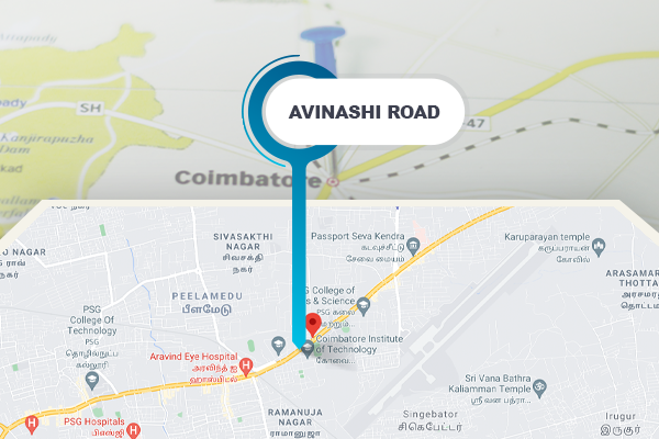 The 5 Most Searched Localities in Coimbatore