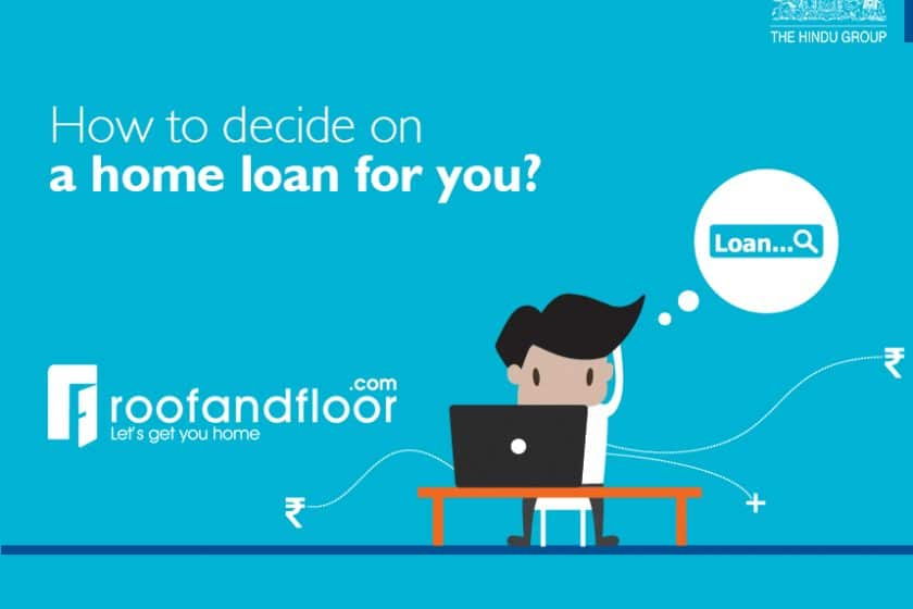 Seeking the right home loan plan is an important step in buying a home.