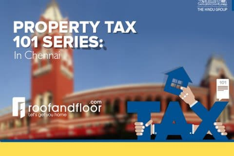 Calculating property tax in Chennai