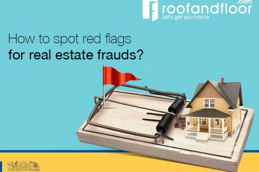Spotting a red flag: Identifying real estate fraudsters