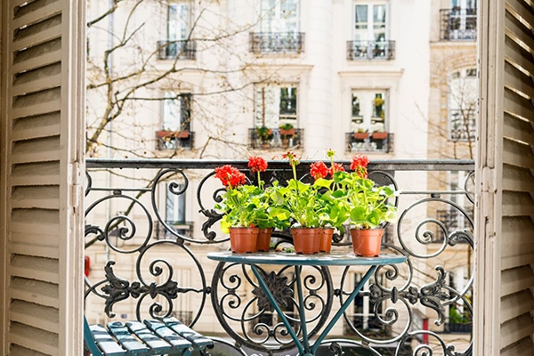 Ideas to decorate your balcony