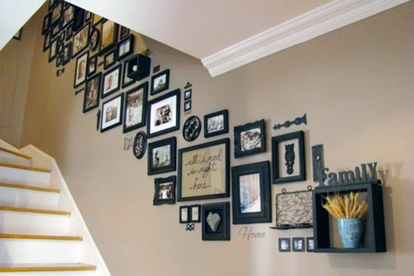 6 Photo Frame Ideas That Can Transform Your Home Roofandfloor Blog